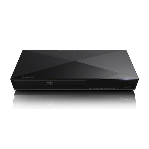 Sony BDP-S1200 Wired Smart Streaming 1080p Blu-ray Disc Player (Refurbished)