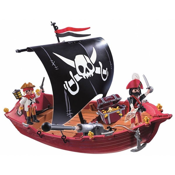 Playmobil 5298 Skull and Bones Corsair