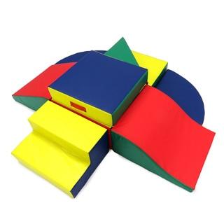 Foamnasium 9-piece Multi-colored Playground