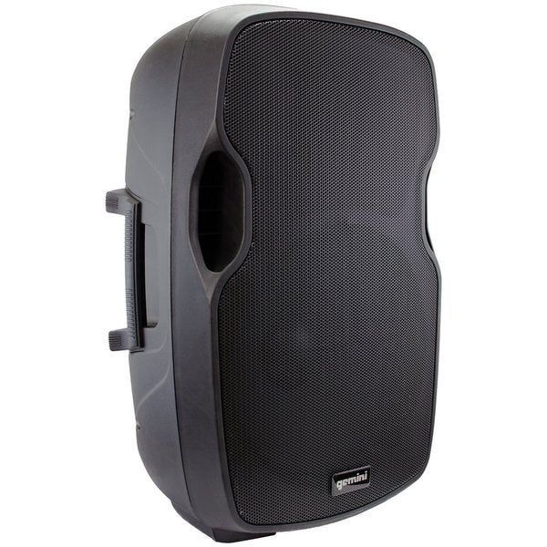 Gemini AS15BLU 15-inch 150-watt Bluetooth/ USB/ SD Card DJ Controller Speaker