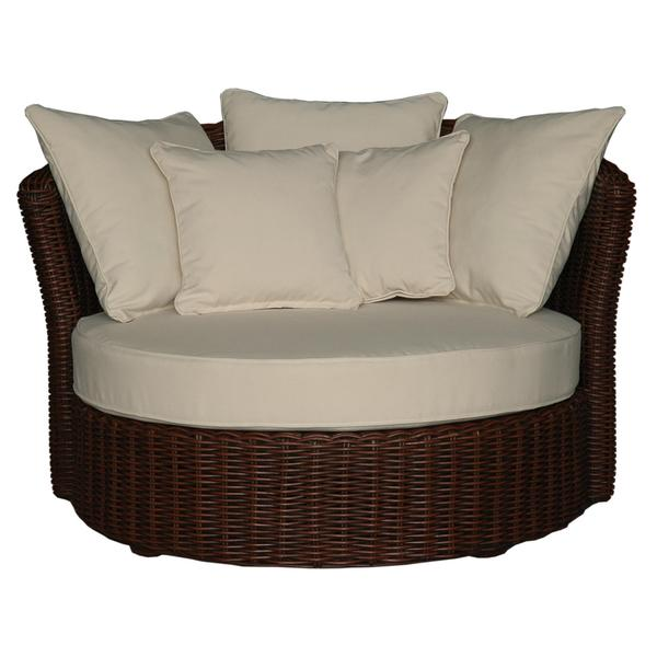 Norman Casual Brown Chair