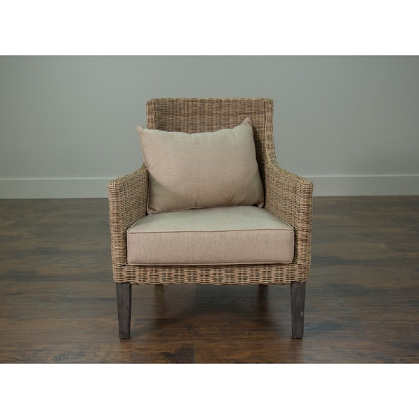 Inglewood Casual Tan Textured Chair