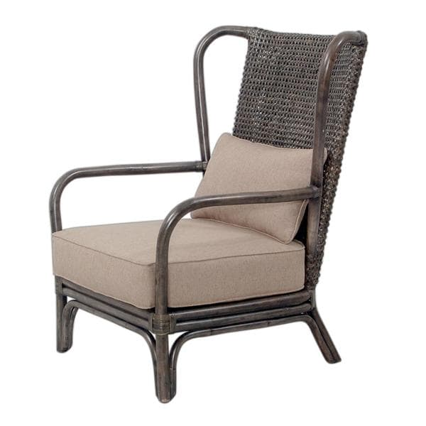 Berkeley Casual Brown Textured Chair
