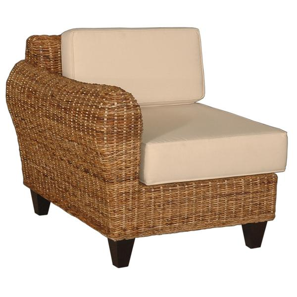 Sherbrooke Casual Brown Textured Chair