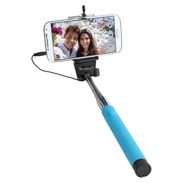 ClickStick 3-foot Selfie Stick with 3.5mm Jack Remote