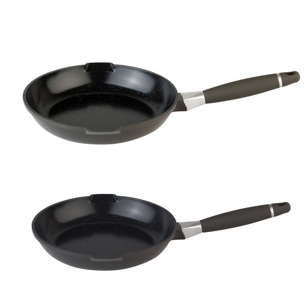 BergHOFF Virgo 2-piece Chocolate Frying Pan Set