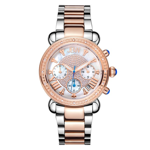 Victory Two-Tone Stainless Steel Women's Watch 16054740