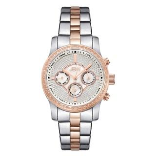 Vixen Women's Swiss Chronograph Diamond Watch