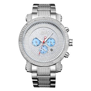 Victor Men's Multi-function Diamond Watch