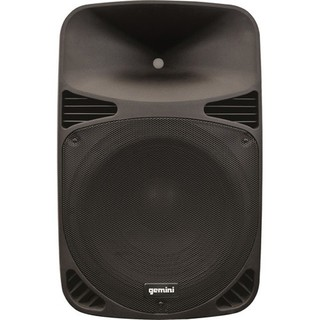 Gemini HPS12BLU 12-inch 300-watt Class D Powered DJ Speaker