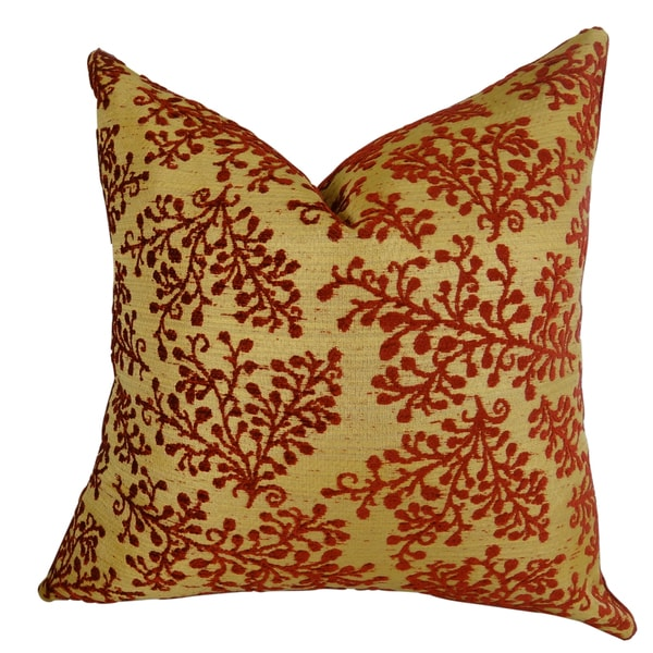 Plutus Biggleswade Sun Dried Handmade Throw Pillow