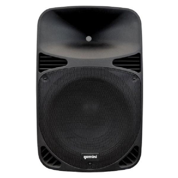 Gemini HPS15BLU 15-inch Class-D USB Bluetooth DJ Speaker