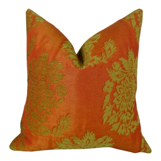 Plutus Spice Handmade Double Sided Throw Pillow