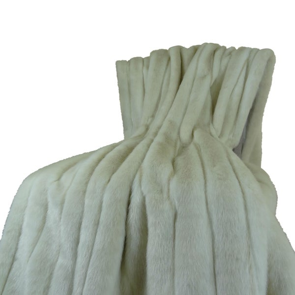 Plutus Fancy Mink Blanket