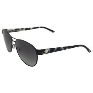 Versace VE 2145 1009/11 - Black/Gray Gradient