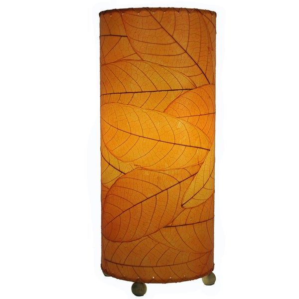 Eangee Cocoa Leaf Cylinder Orange