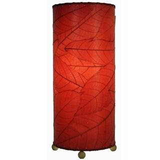 Eangee Cocoa Leaf Cylinder Red