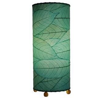 Eangee Cocoa Leaf Cylinder Sea Blue