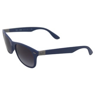 Ray Ban RB LITEFORCE 4207 6015/8G - Matte Blue/Gray Gradient