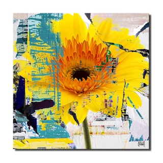 Ready2HangArt 'Painted Petals LXXXIII' Canvas Wall Art