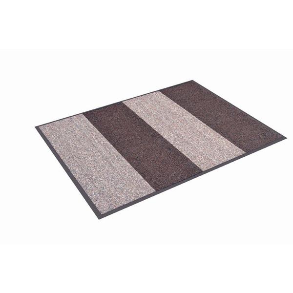 HomeTrax Designs Textura Color Block Door Mat (3' x 4') 16056312