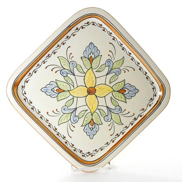 Le Souk Ceramique Salvena Design Square Platter