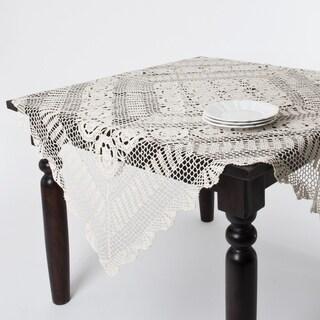 Crochet Lace Topper