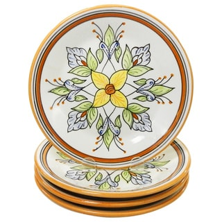 Le Souk Ceramique Salvena Design Side Plates (Set of 4)