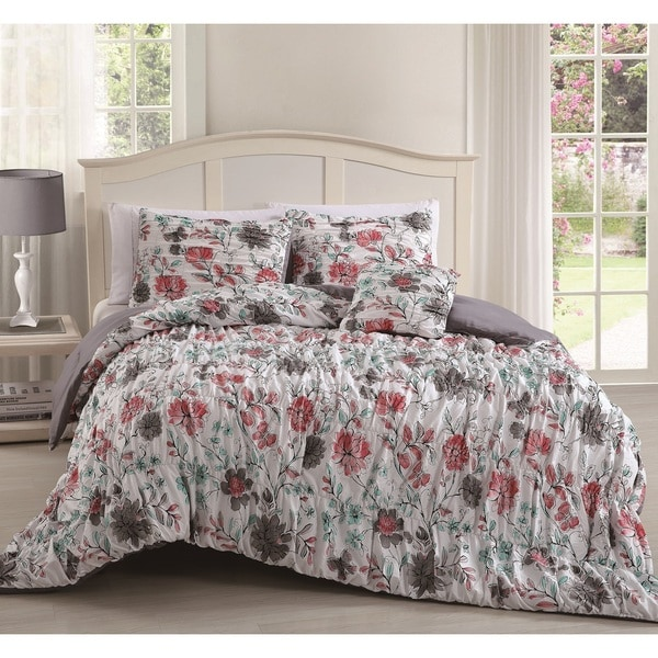Bree 4-piece Comforter Set