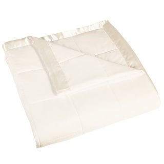 Windsor Home Down Alternative Blanket - Bone