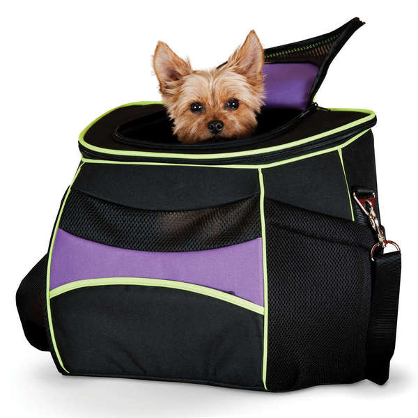 K&H Pet Products Comfy Go Back Pack Pet Carrier