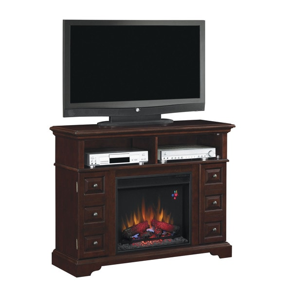 ClassicFlame 23-inch Media Mantel In Summer Cherry