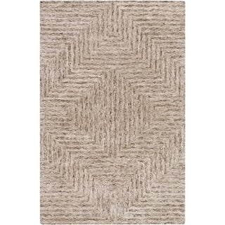 Hand-Tufted Woburn Geometric Indoor Rug (9' x 13')