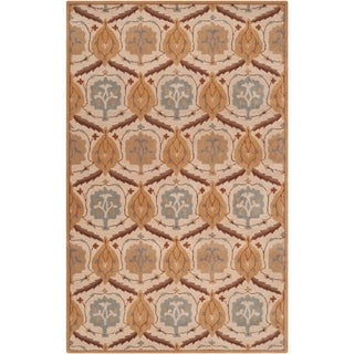 Hand-Tufted Sofia Wool Rug (9' x 12')