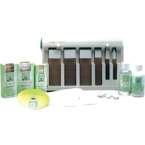 Clean + Easy 22-piece Professional Waxing Spa Basic Kit