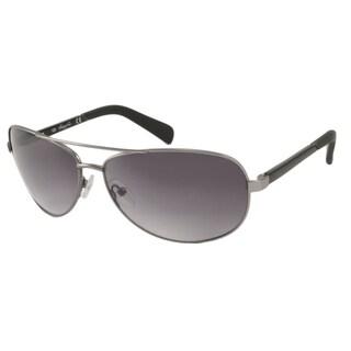 Kenneth Cole Men's KC7065 Wrap Sunglasses