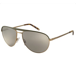 Kenneth Cole Men's KC7046 Aviator Sunglasses