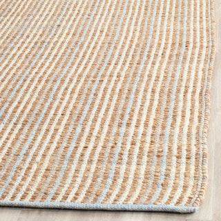Safavieh Hand-Woven Cape Cod Natural Jute Rug (2' x 3')