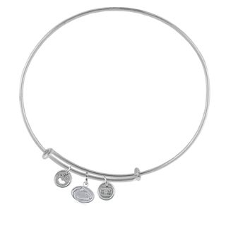 Penn State Adjustable Bracelet with Charms