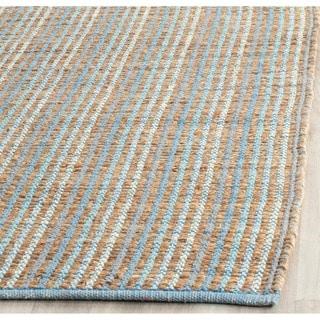 Safavieh Hand-Woven Cape Cod Grey Jute Rug (2' x 3')
