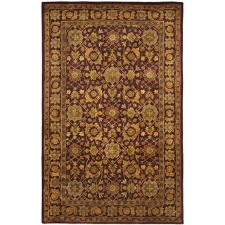Safavieh Antiquity Wine/ Gold Rug (8'3 x 11')