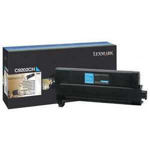Lexmark Cyan Toner Cartridge For C920 Series Printers