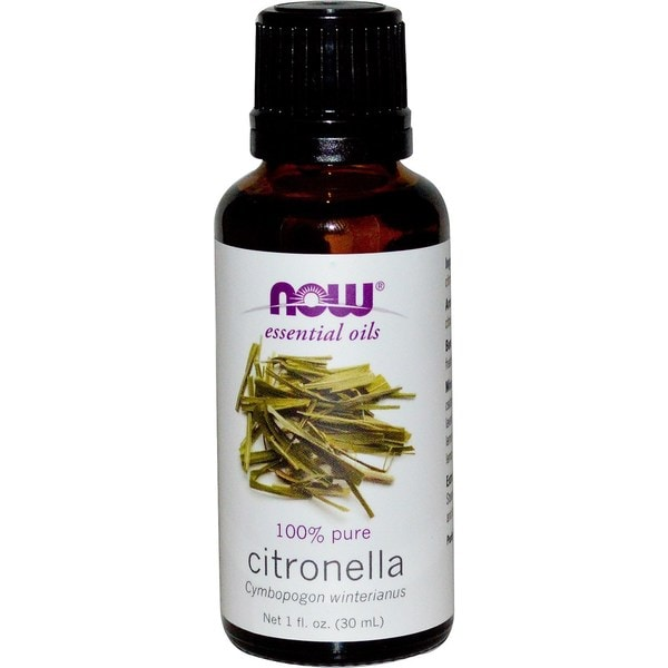 Now Foods Citronella 1-ounce Essential Oil