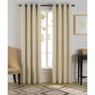 Brielle Ethan Lined, Insulated, Room Darkening Grommet Panel