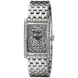 Caravelle New York Women's Analog Japanese Quartz Silver Watch
