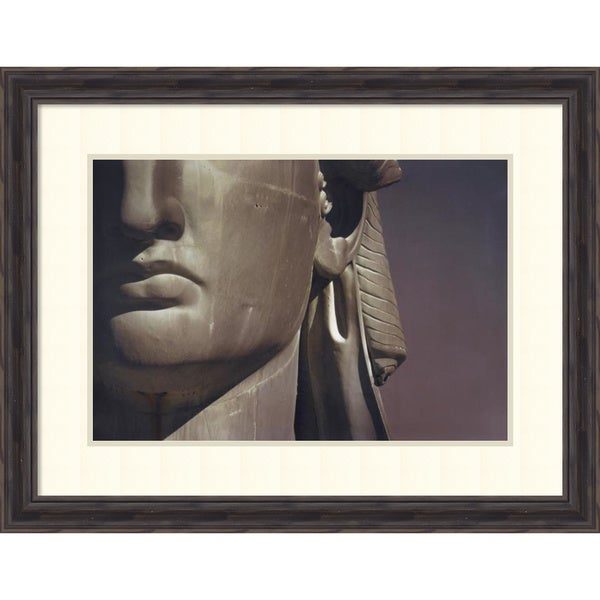 Ruffin Cooper 'Quarter Face (Statue of Liberty), 1979' Framed Art Print 32 x 25-inch