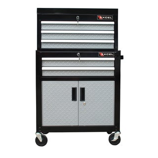 Excel TB2035-AB Tool Chest and Roller Cabinet Combination