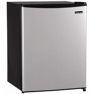 Magic Chef MCBR240S1 2.4 cubic foot Mini Refrigerator