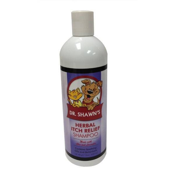 Dr Shawn's Herbal Itch Relief Pet Shampoo
