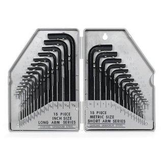 30 Pc Allen Wrench Set
